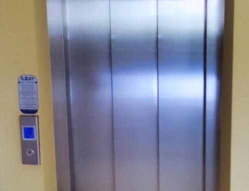 Υδραυλικός ανελκυστήρας Full INOX στην Ρόδο